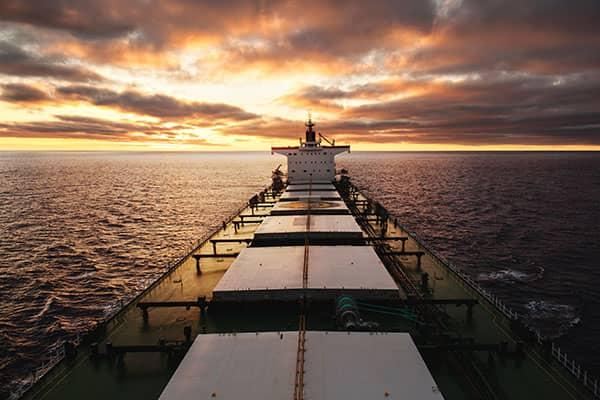 security maritime cargo